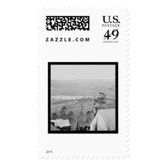 East Tennessee University in Knoxville, TN 1864 Postage Stamps