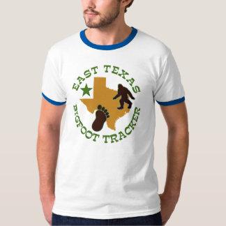 East Texas Bigfoot Tracker T Shirt