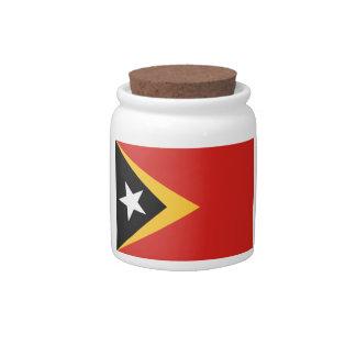 EAST TIMOR CANDY JAR