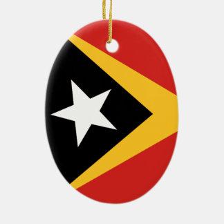 EAST TIMOR CERAMIC ORNAMENT