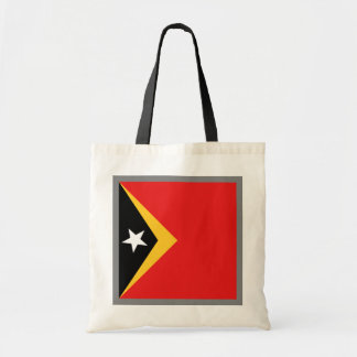 East Timor Flag Bag