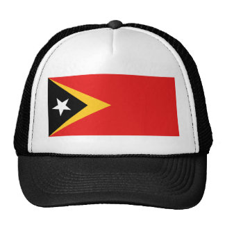 East Timor Flag Hat