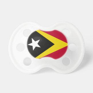 East Timor Flag Pacifier