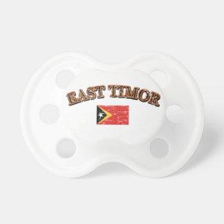 East Timor football design Baby Pacifier