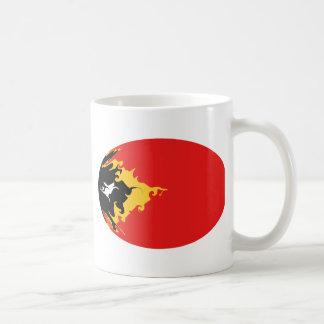 East Timor Gnarly Flag Mug