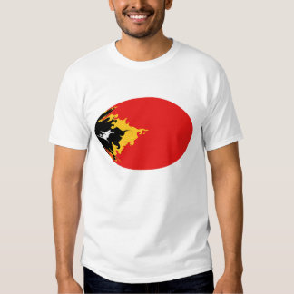 East Timor Gnarly Flag T-Shirt
