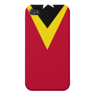 East Timor  iPhone 4 Cases