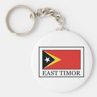 East Timor keychain