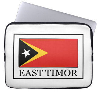 East Timor laptop sleeve