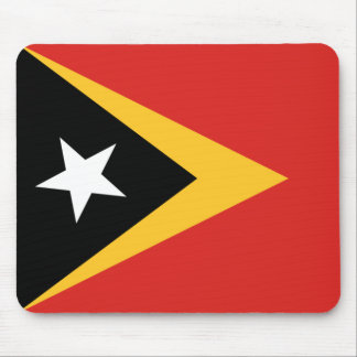 east timor mouse pad