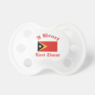 East Timor Baby Pacifiers