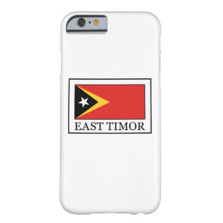 East Timor phone case Barely There iPhone 6 Case