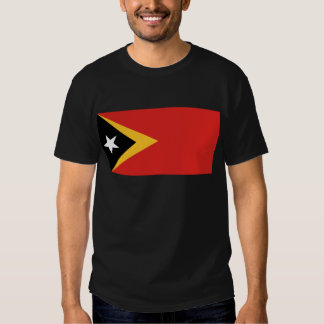 east timor tee shirt