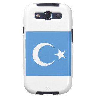 East Turkestan Samsung Galaxy S3 Cases