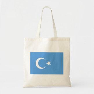 East Turkestan Uyghur Flag Bags