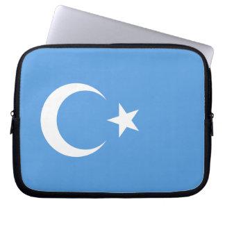 East Turkestan Uyghur Flag Computer Sleeves