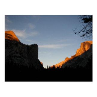 east valley alpen glow postcard