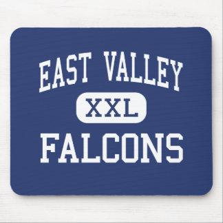 East Valley - Falcons - High - North Hollywood Mouse Mat