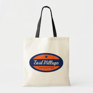 East Village Tote Bags