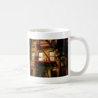 East Village Fire Escapes Coffee Mug