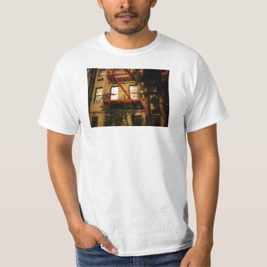 East Village Fire Escapes T-Shirt