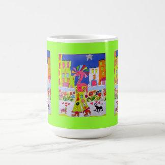 East Village Girl Coffee Mug