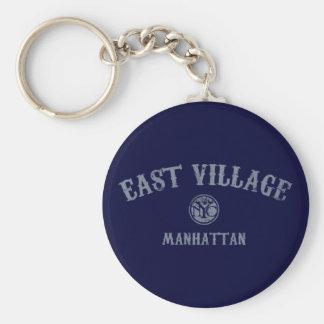 East Village Key Chains