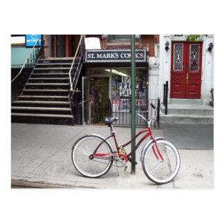 East Village NYC Postales