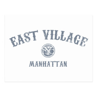 East Village Postales