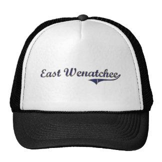 East Wenatchee Washington Classic Design Trucker Hat