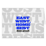 East West, Home Best Greeting Cards
