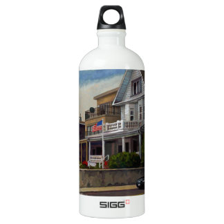 East Wind Over Weehawken 2013 by Stephen Gardner Aluminum Water Bottle