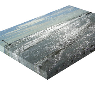 East Wittering Beach Canvas Gallery Wrap Canvas