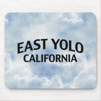East Yolo California Mouse Pad