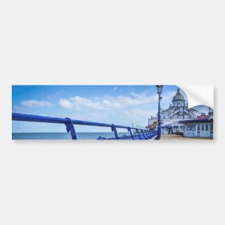Eastbourne Pier Bumper Sticker