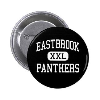 Eastbrook - panteras - alto - altiplanicie Indiana Pins