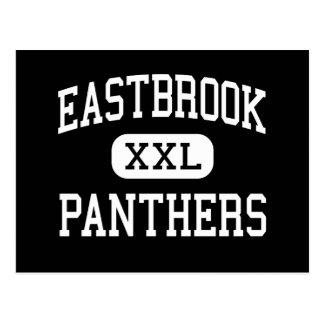 Eastbrook - panteras - alto - altiplanicie Indiana Postales