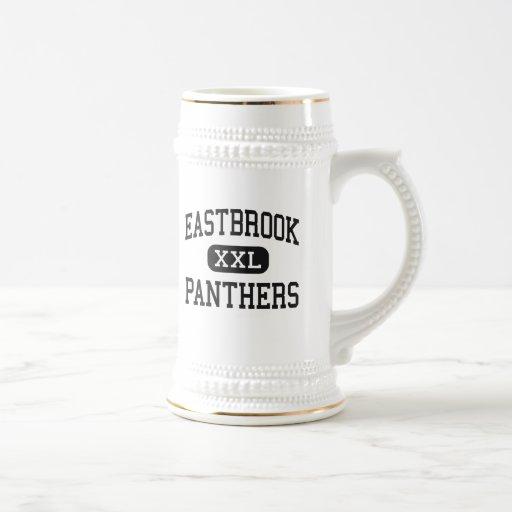 Eastbrook - Panthers - High - Upland Indiana Mugs