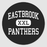 Eastbrook - Panthers - High - Upland Indiana Stickers
