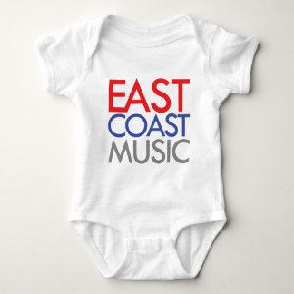 EastCoastMusic Baby Bodysuit