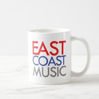EastCoastMusic Coffee Mug