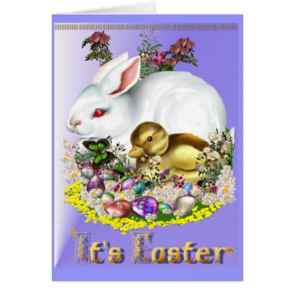 Easter 08 Card