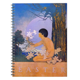Easter 1905 notebook