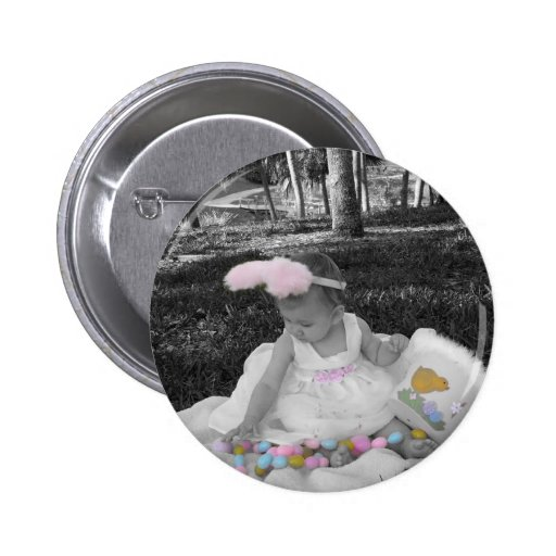 Easter 2 Inch Round Button