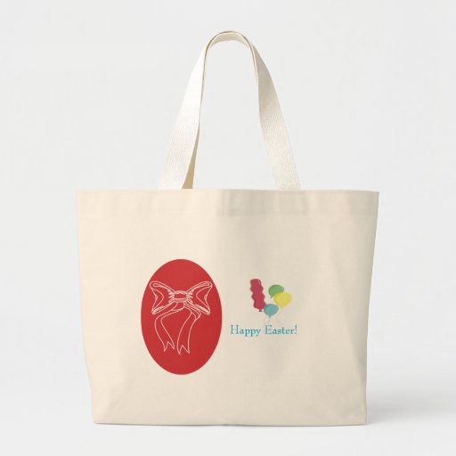 easter-3 jumbo tote bag