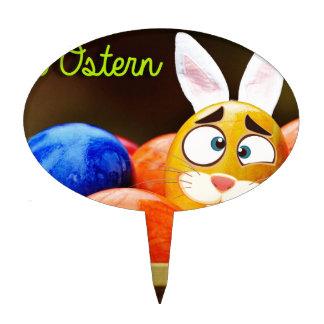 Easter #6 cake topper