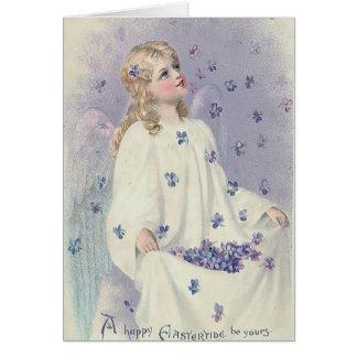 Easter Angel Card