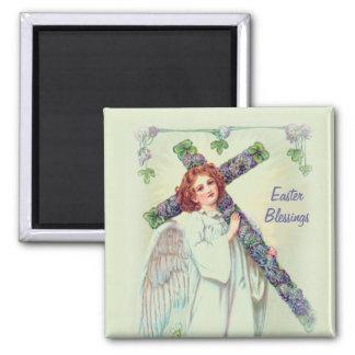 Easter Angel Magnet