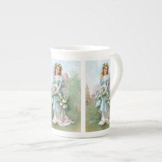 Easter Angel Tea Cup