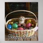 Easter Annie Print